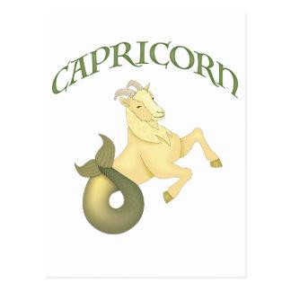 Carte Postale Capricorne