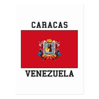 Carte Postale Caracas Venezuela