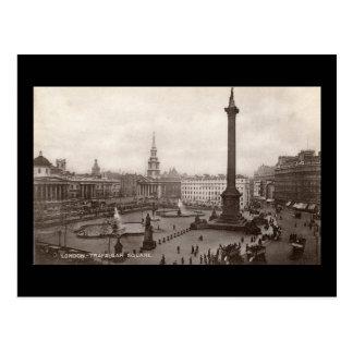 Carte Postale Carré de Trafalgar, cru de Londres