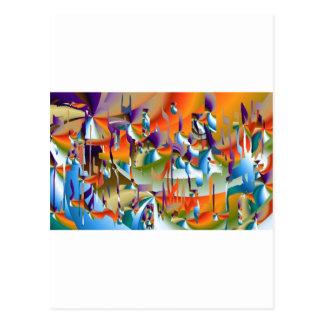 Carte Postale Carrousel 1