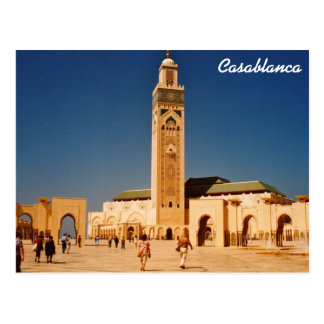 Carte Postale Casablanca