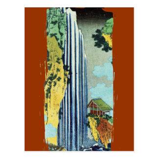 Carte Postale Cascade d'Ono
