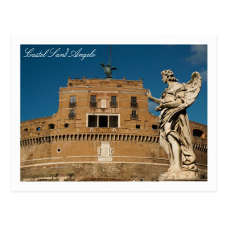 Carte Postale Castel Sant'Angelo