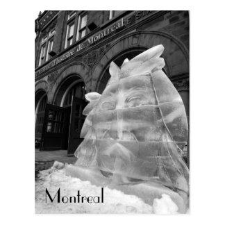 Carte Postale Centre historique de Montréal