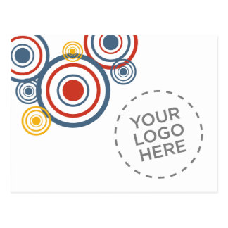 Carte Postale Cercles