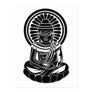 Carte Postale Chacun des un Bouddha