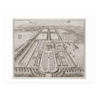 Carte Postale Chambre de Fairford, Seat de Samuel Barker, de 'T