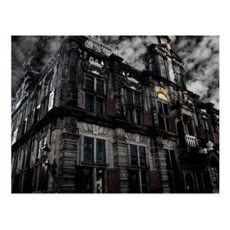 Carte Postale Chambre de fantôme