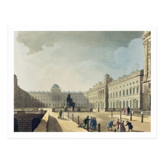 Carte Postale Chambre de Somerset, brin, de 'Microcos