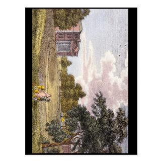 Carte Postale Chambre de verger dans Middlesex_Engravings