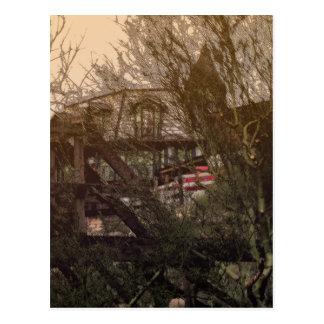 Carte Postale Chambre sur la colline