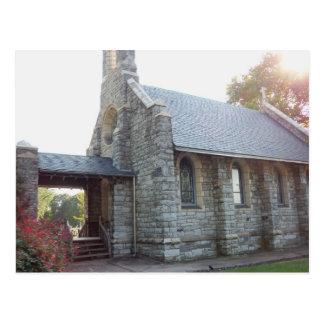 Carte Postale Chapelle de cimetière en Frederick le Maryland