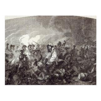 Carte Postale Charge de brigade lourde de seigneur Somerset