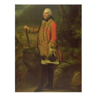 Carte Postale Charles de Rohan prince De Soubise