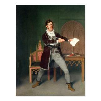 Carte Postale Charles Farley comme Francisco dans 'un conte de