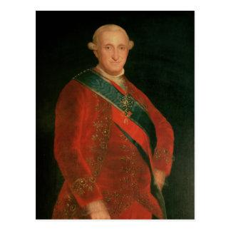 Carte Postale Charles IV