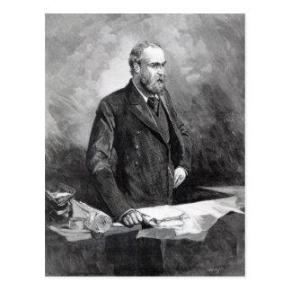 Carte Postale Charles Stewart Parnell