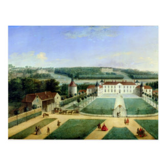 Carte Postale Château de Charles Guillaume Le Normant
