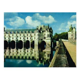 Carte Postale Château de Chenonceau, Indre et Loire 1