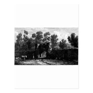 Carte Postale Château de Farley