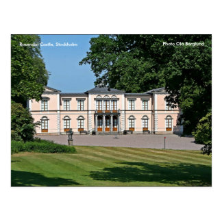 Carte Postale Château de Rosendal, Stockholm, photo…