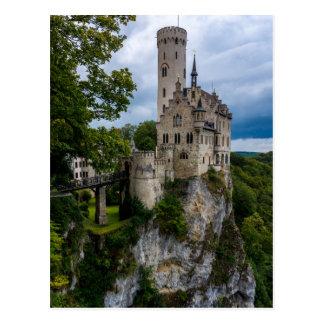 Carte Postale Château du Lichtenstein - Baden-wurttemberg -