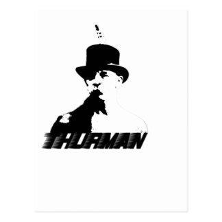 Carte Postale Che de Thurman