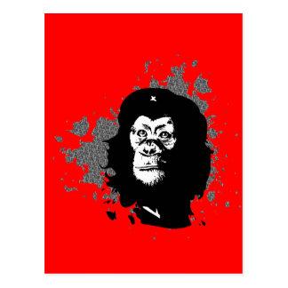 Carte Postale Che Monkeyvara
