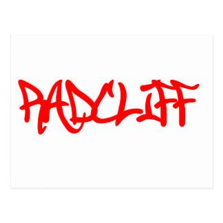 Carte Postale Chemises de Radcliff