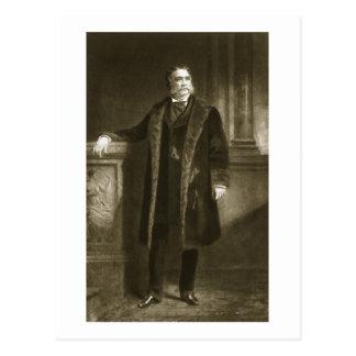 Carte Postale Chester Alan Arthur, 21ème président du St uni