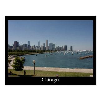 Carte Postale Chicago