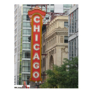 Carte Postale Chicago