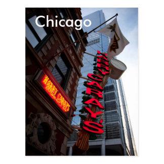 Carte Postale Chicago Harry Carays