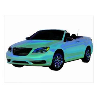 Carte Postale Chrysler 200 Convertible Limited
