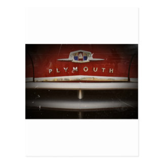 Carte Postale Chrysler Plymouth