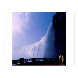 Carte Postale Chutes du Niagara Canada de l'eau