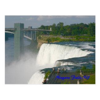 Carte Postale Chutes du Niagara NY