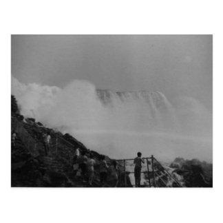 Carte Postale Chutes du Niagara vintages