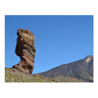 Carte Postale Ciel bleu au bâti Teide