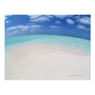 Carte Postale Ciel bleu et mer 10