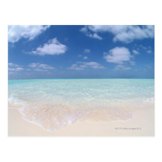 Carte Postale Ciel bleu et mer 11