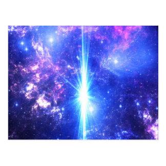 Carte Postale Cieux iridescents
