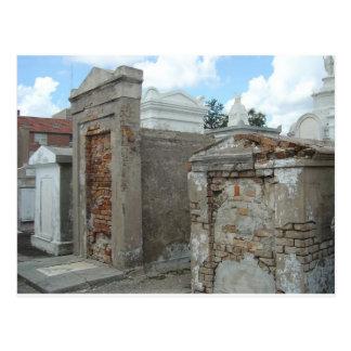 Carte Postale Cimetière #1 - la Nouvelle-Orléans de St Louis