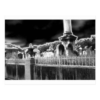 Carte Postale Cimetière de Lafayette