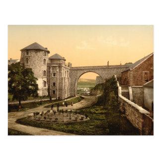 Carte Postale Citadelle de Namur, Belgique