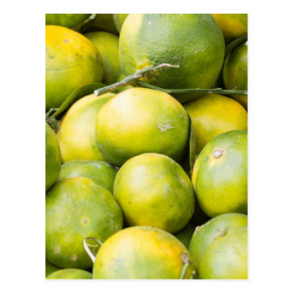 Carte Postale citron et agrume