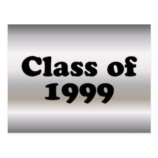 Carte Postale Classe de 1999