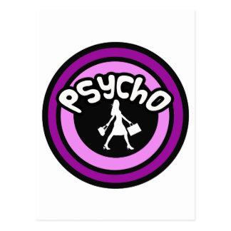Carte Postale Client psychopathe