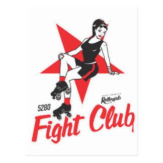 Carte Postale Club de combat