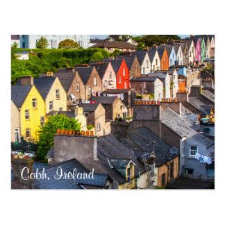 Carte Postale Cobh, Irlande